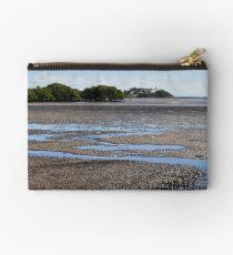 nudgee beach, queensland, australia Studio Pouch