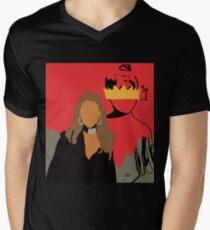 Rihanna Anti Men's V-Neck T-Shirt