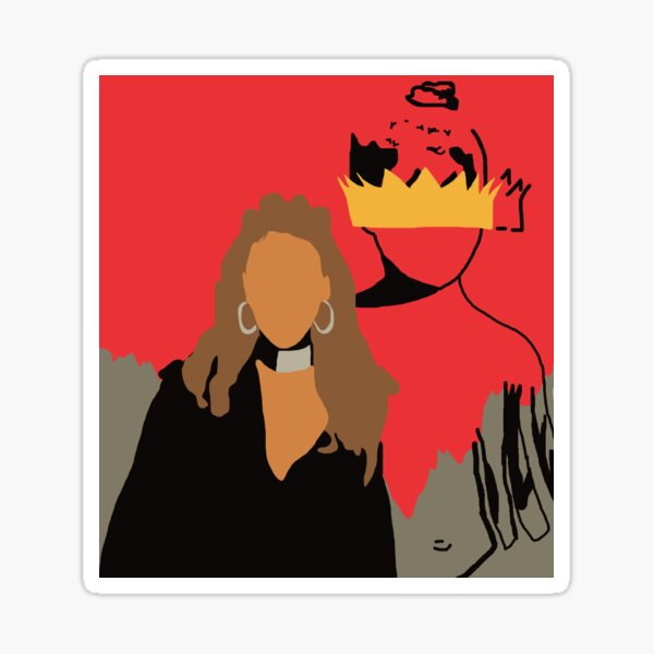 Rihanna Anti Sticker