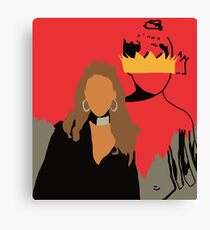 Rihanna Anti Canvas Print