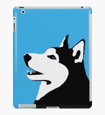 Husky - siberian husky iPad Case/Skin