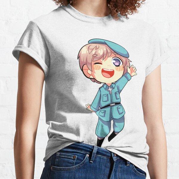 Finland - Hetalia Classic T-Shirt