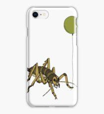 Kiwiautomaton - Wellington tree weta  iPhone Case/Skin