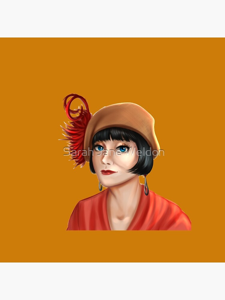 Miss Phryne Fisher  by SarahRowsSolo
