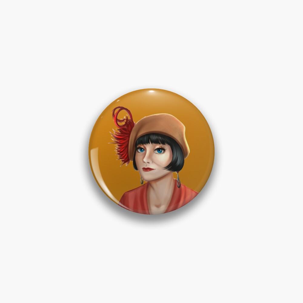 Miss Phryne Fisher  Pin