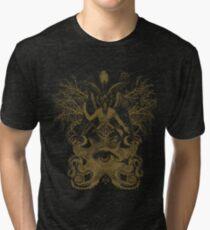 Baphomet Tri-blend T-Shirt