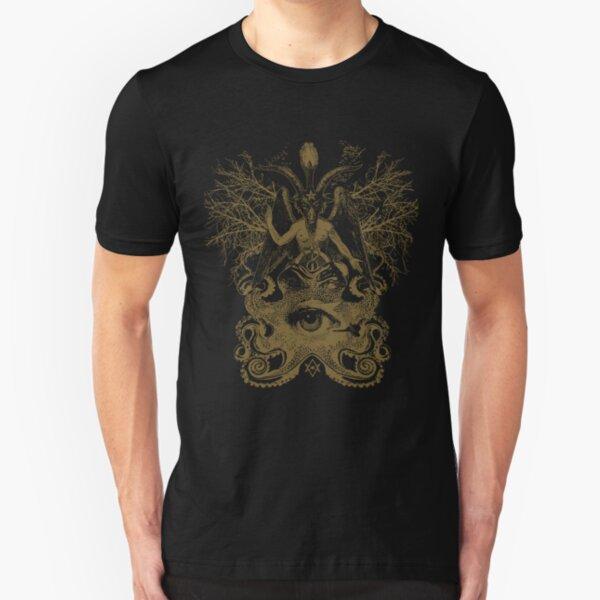 Baphomet Slim Fit T-Shirt