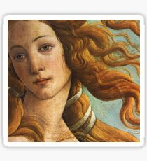 Birth of Venus - Botticelli  Sticker