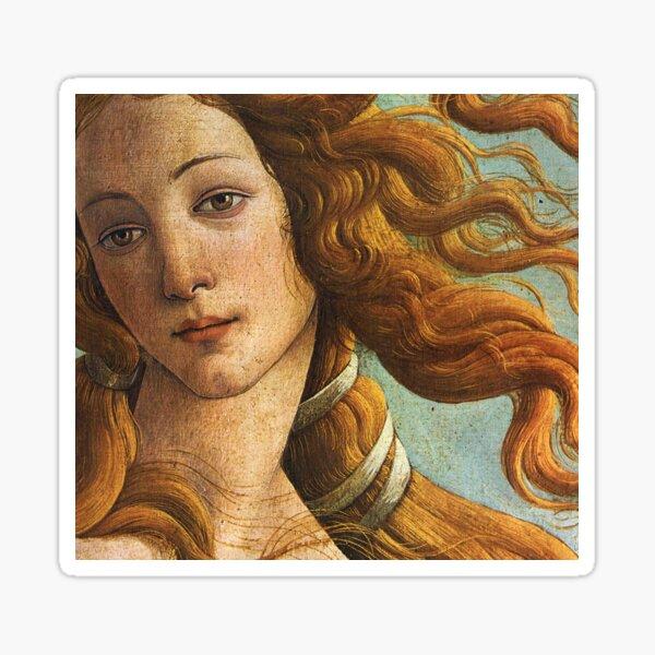 Der Meister der Renaissancekunst Sticker