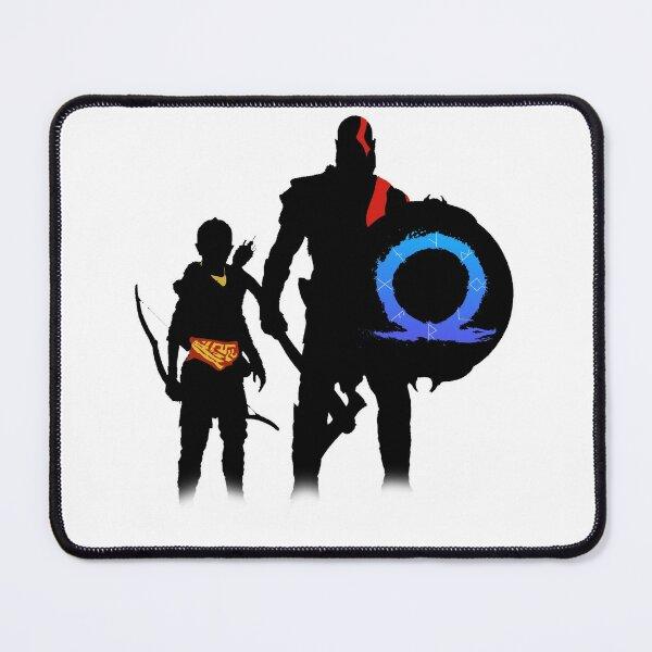 Copie de kratos 1 Mouse Pad