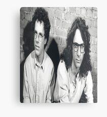 Coen Brothers Metal Print