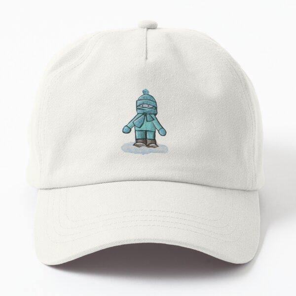 Snowsuit Kid - Klaus Dad Hat