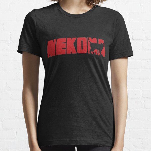 Haikyuu Nekoma Logo shirt Essential T-Shirt