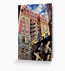 Dominion Building Greeting Card