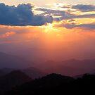 Those Magical Mountains by Asoka