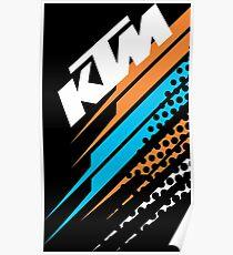 KTM Racing II Poster