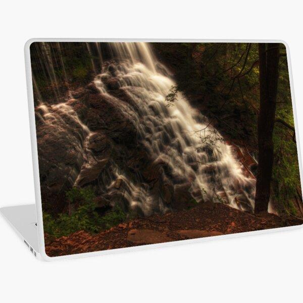 Ganoga Falls, looking downward Laptop Skin