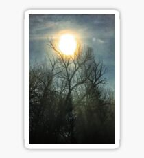 Tree topper Sticker