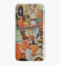 Thanksgiving Baking Cooking Kitchen Recipes iPhone Case