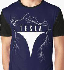 Tesla Coil - Logo Graphic T-Shirt