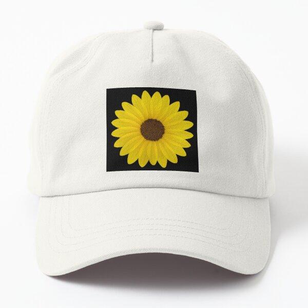 Wild Sunflower Dad Hat