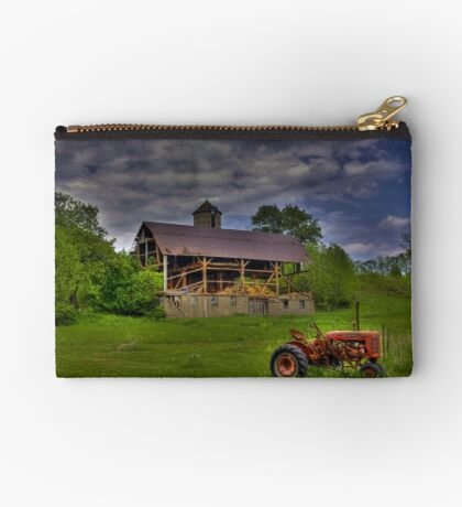 The Little Red Tractor Studio Pouch