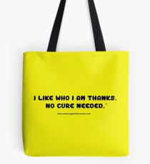 Just Words Collection 42# Tote Bag