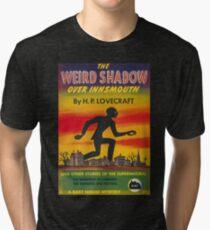 HP LOVECRAFT INNSMOUTH  Tri-blend T-Shirt