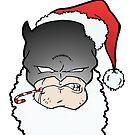 Batty Christmas  by Skree