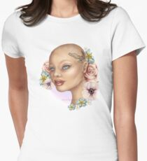 Beauty Redefined Womens Fitted T-Shirt