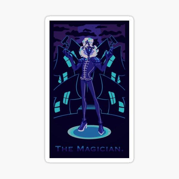 Rouxls Kaard Tarot Sticker