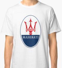 Maserati Fast Classic T-Shirt
