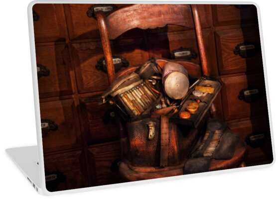 Doctor - Inside a Doctors Bag by Michael Savad