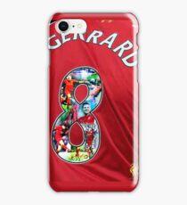Steven Gerrard Legend iPhone Case/Skin