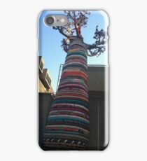 Well-Dressed Tree iPhone Case/Skin