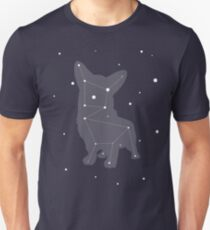 Corgi Constellation Unisex T-Shirt