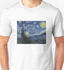 Starry Night (Vincent van Gogh) T-Shirt