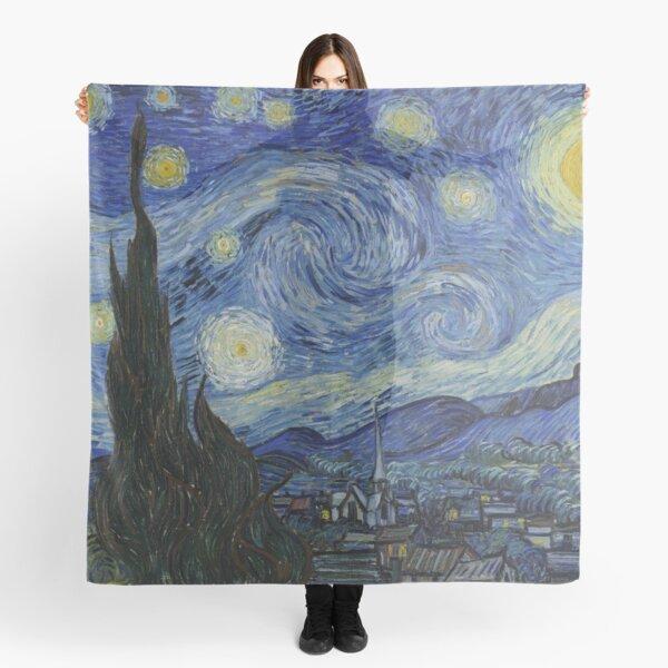 Starry Night (Vincent van Gogh) Scarf
