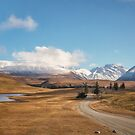 The Road to Lake Murray by Linda Cutche