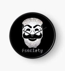 Fsociety Clock