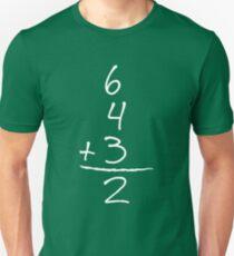 6432 Funny Baseball T-Shirt Unisex T-Shirt