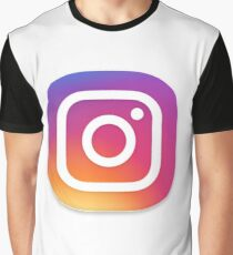 Instagram Graphic T-Shirt