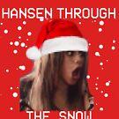 «Hansen a través de la nieve» de kasuallykruel