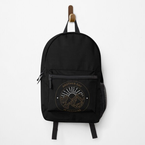 Another day in paradise Backpack