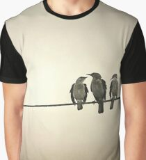 Three Little Birds Graphic T-Shirt