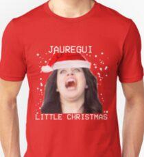 Pequeña Navidad de Jauregui Camiseta unisex