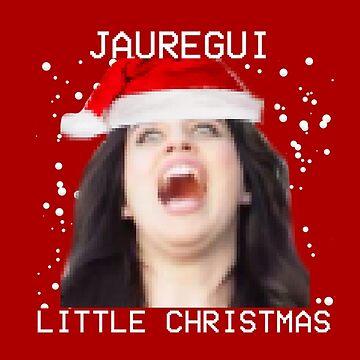 Jauregui Little Christmas by kasuallykruel