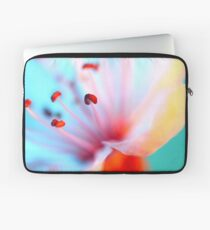 Blossom In Blue Laptop Sleeve