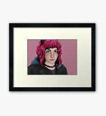 Ramona Framed Print