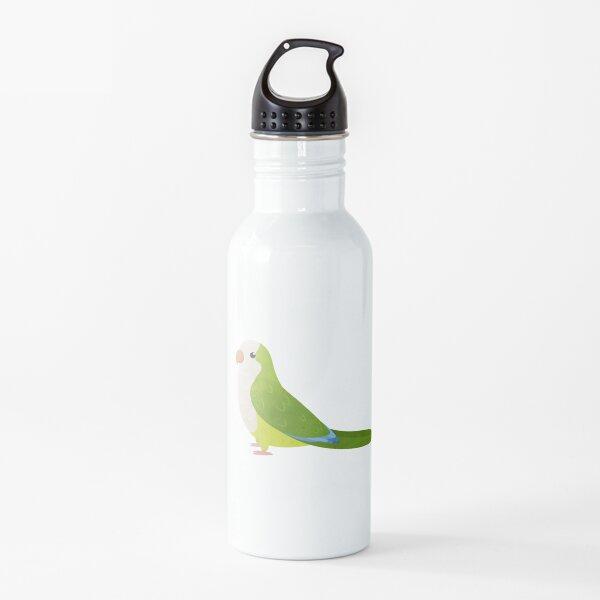 Never Zero Quaker Parrot Water Bottle